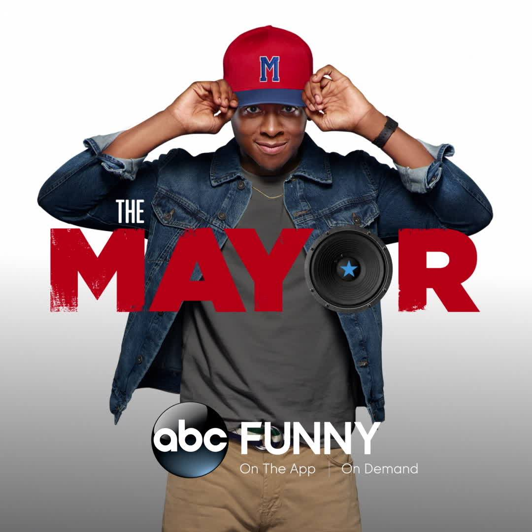 """THE MAYOR"" airs Tuesdays at 9:30/8:30c on ABC!"