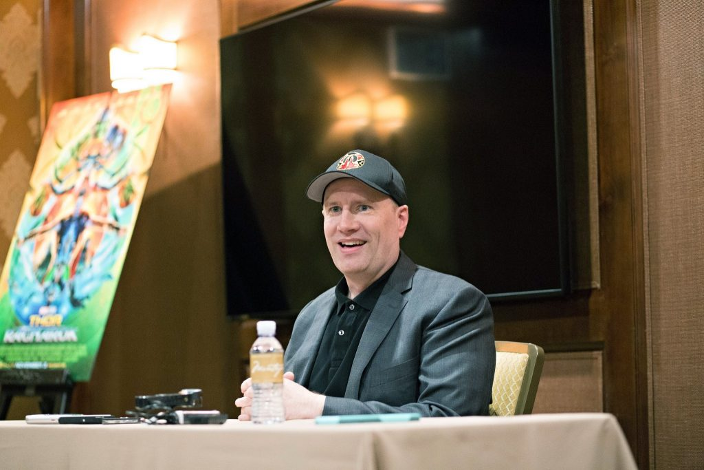 What Did Kevin Feige Have to Say to the #ThorRagnarokEvent Bloggers?