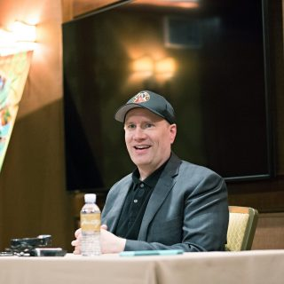 Kevin Feige Interview for #ThorRagnarokEvent