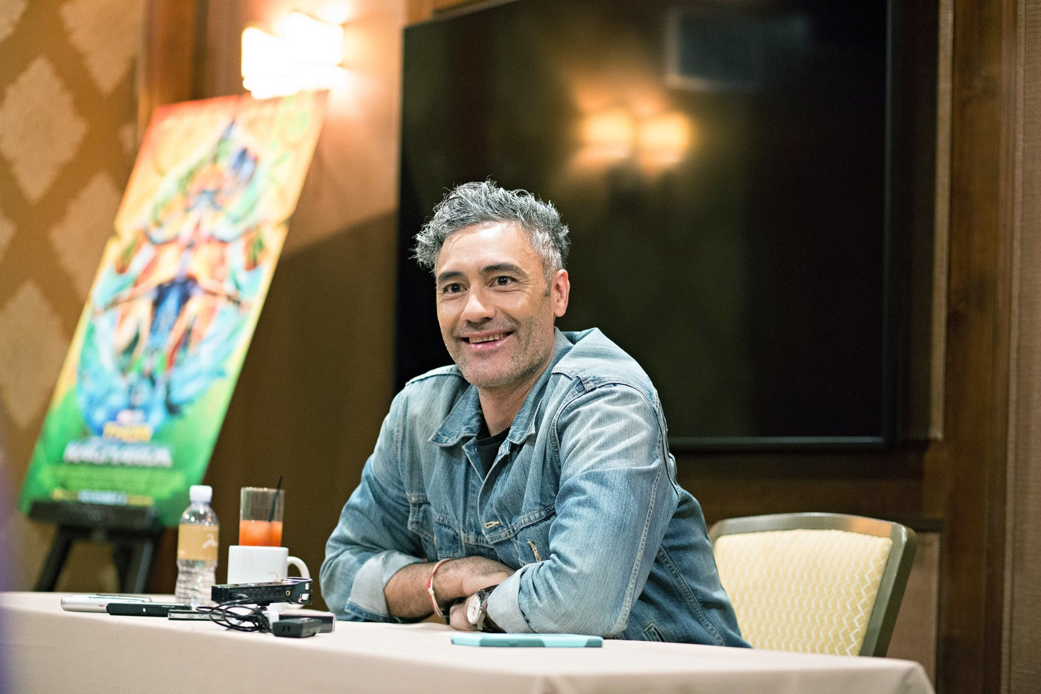 Take Waititi Director of Thor:Ragnarok