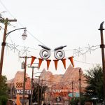 Haul-O-Ween in Cars Land at Disneyland