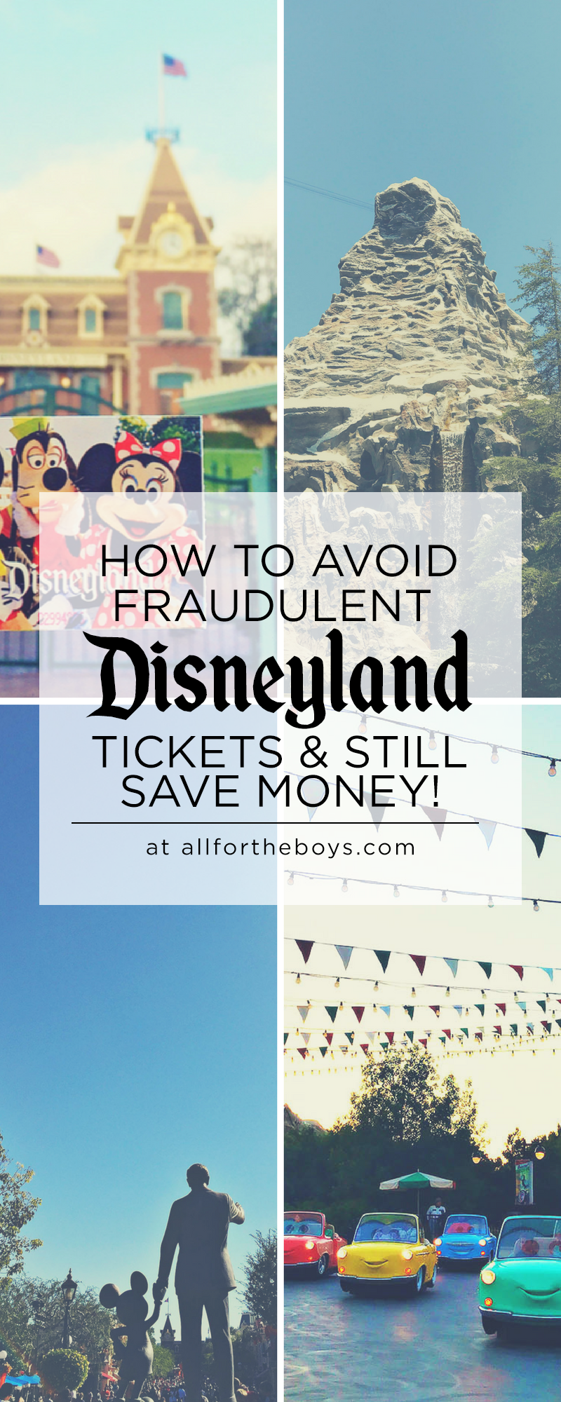 Where NOT to buy your discount Disneyland tickets and a legit site to get a great discount and even Layaway for your Disneyland vacation!