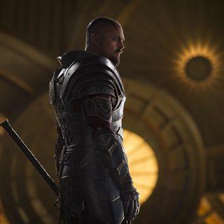 Marvel Studios Thor: Ragnarok..Skurge (Karl Urban)..Photo: Jasin Boland..©Marvel Studios 2017