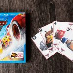 Cars 3 on Blu-ray and printable card game!