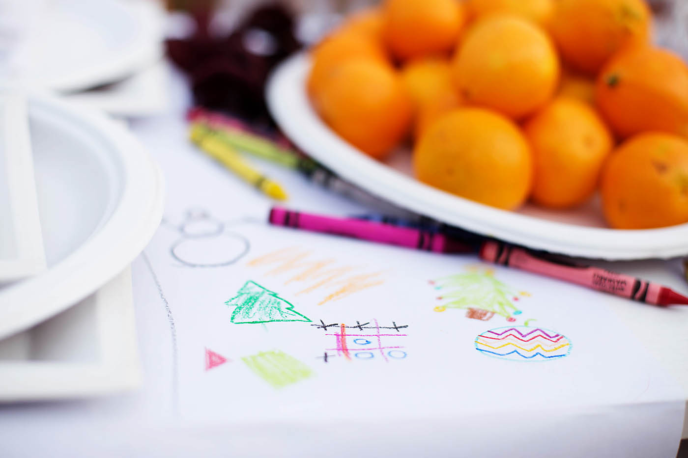 Tips for Creating a Kids' Holiday Table