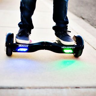 GOTRAX Hoverfly hoverboard - fun Christmas idea for older kids!