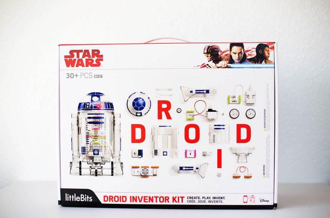 Gift idea: littleBits Droid Inventor Kit