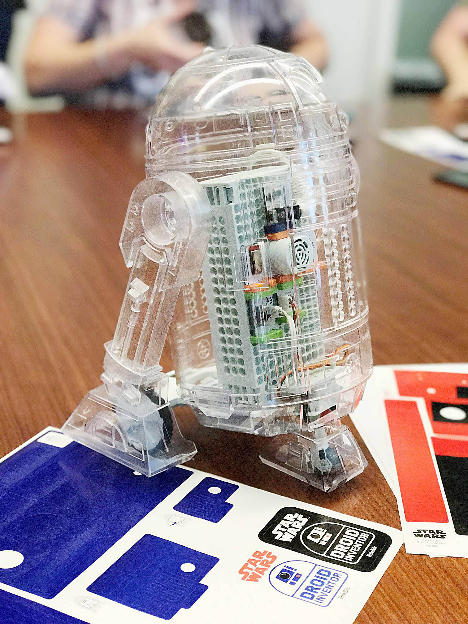 Gift idea: littleBits Droid Inventor Kit