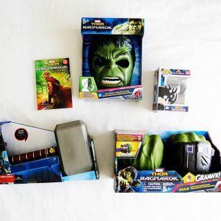 gift ideas for Thor:Ragnarok fans