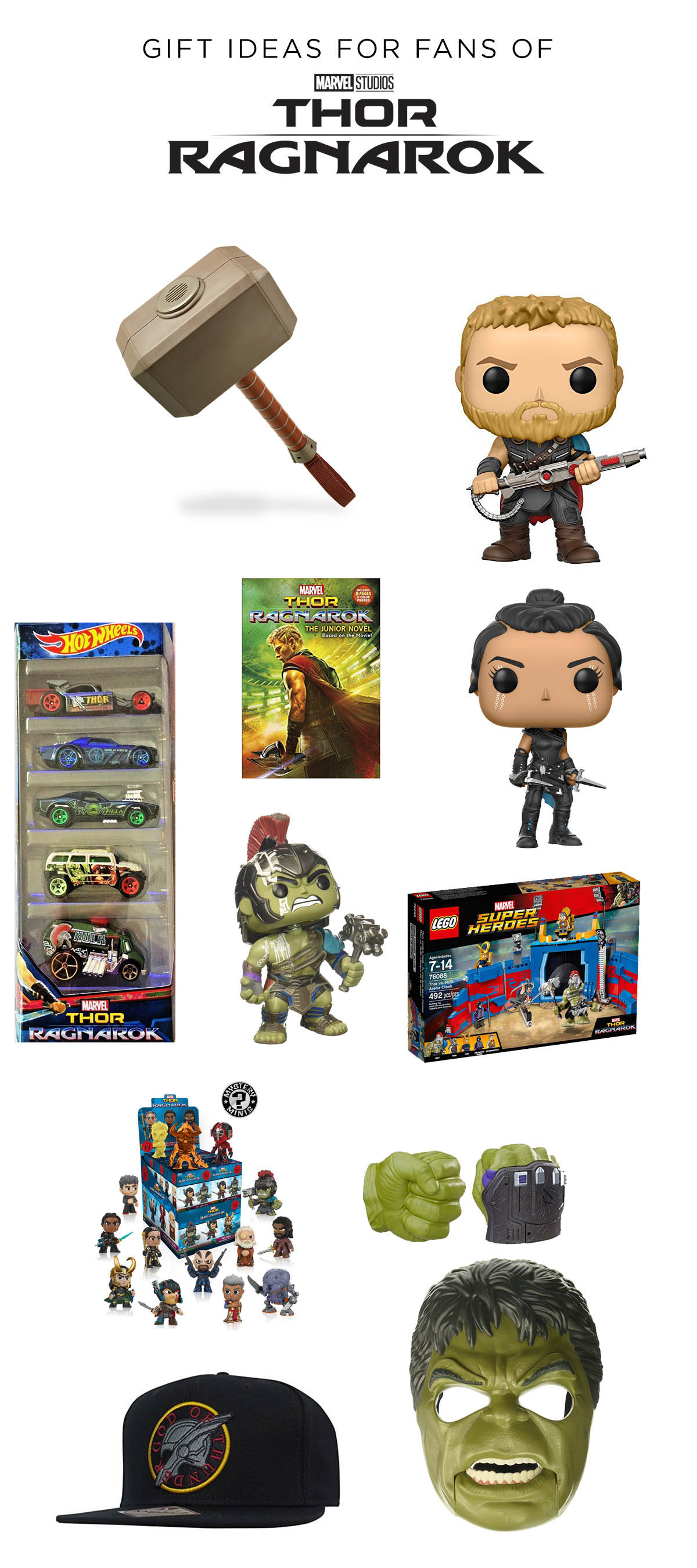 Gift Ideas for Thor Lovers