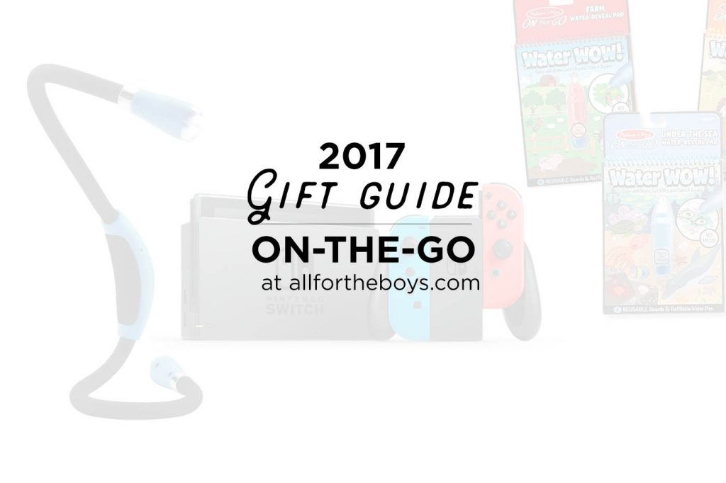 2017 Last Minute Gift Guide: On-the-Go