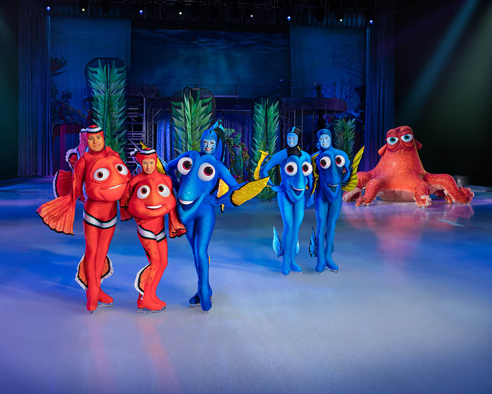 Disney on Ice: Follow Your Heart Phoenix discount code and sweepstakes