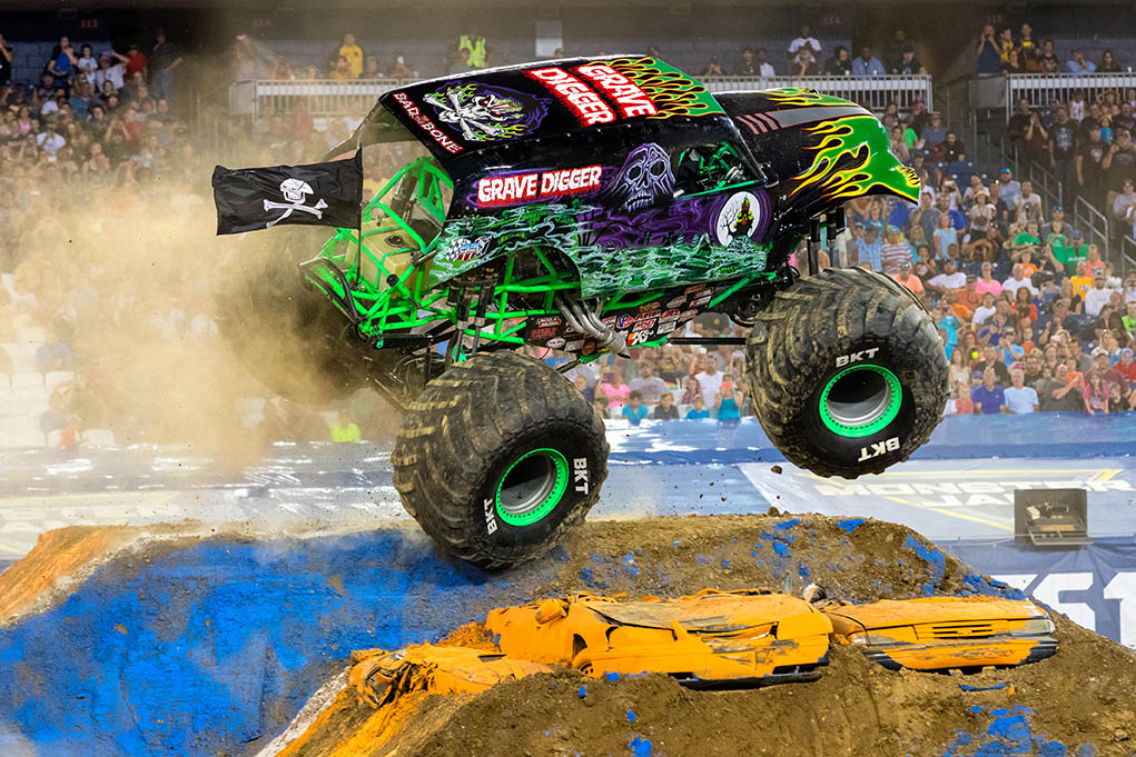 Monster Jam Phoenix discount code and family 4 pack giveaway