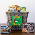 Easy LEGO themed Easter basket ideas