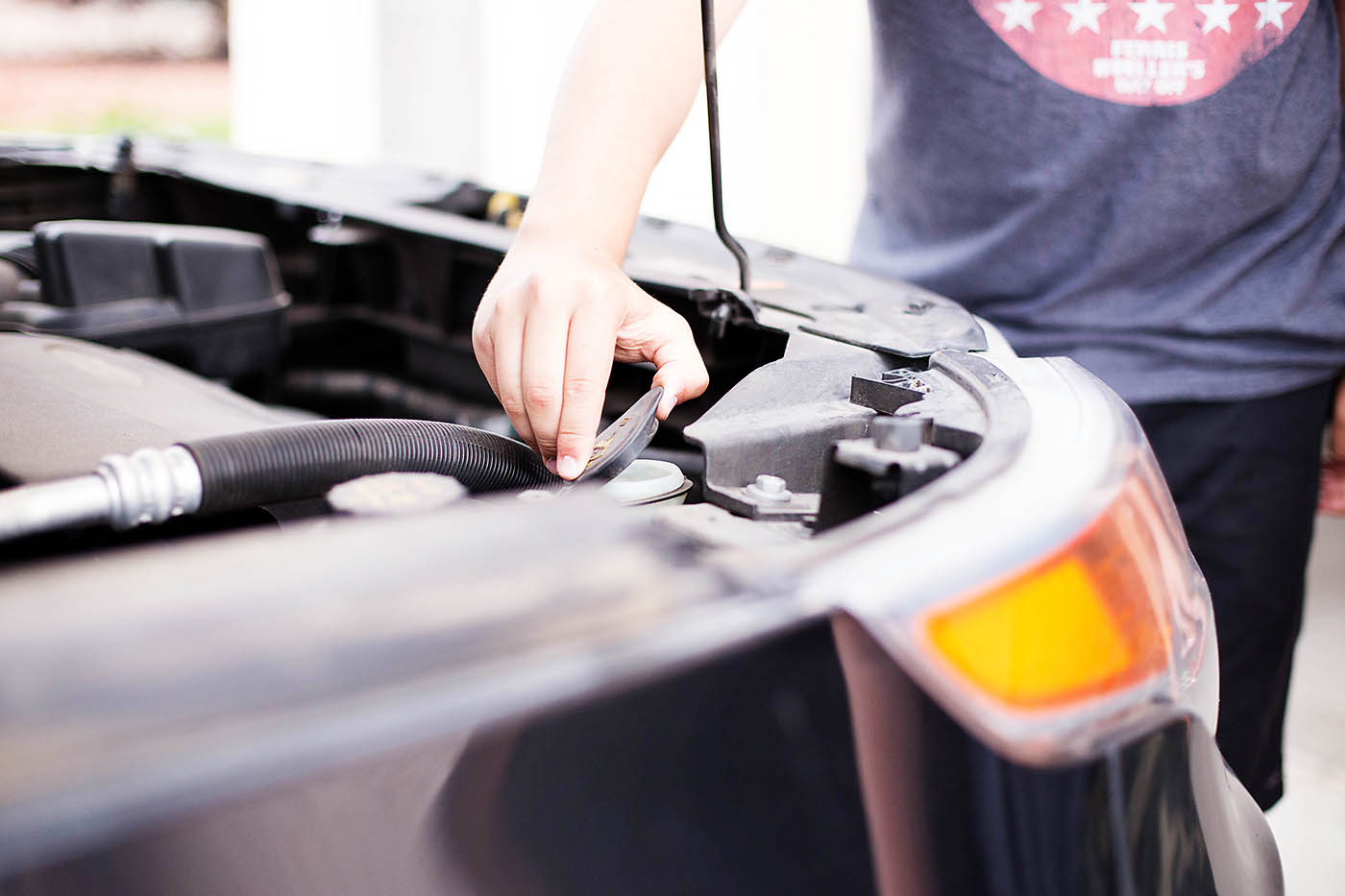 Raising Independent Teens - Tips on getting a car ready for a road trip
