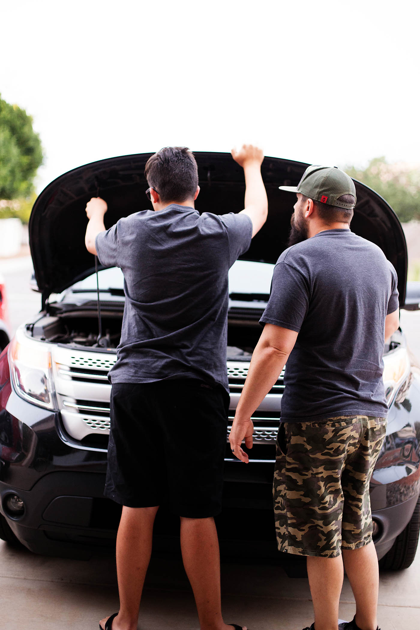 Walmart Oil Changes >> Raising Independent Teens: Getting the Car Road Trip Ready ...