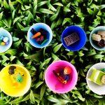 LEGO Easter Egg hunt idea