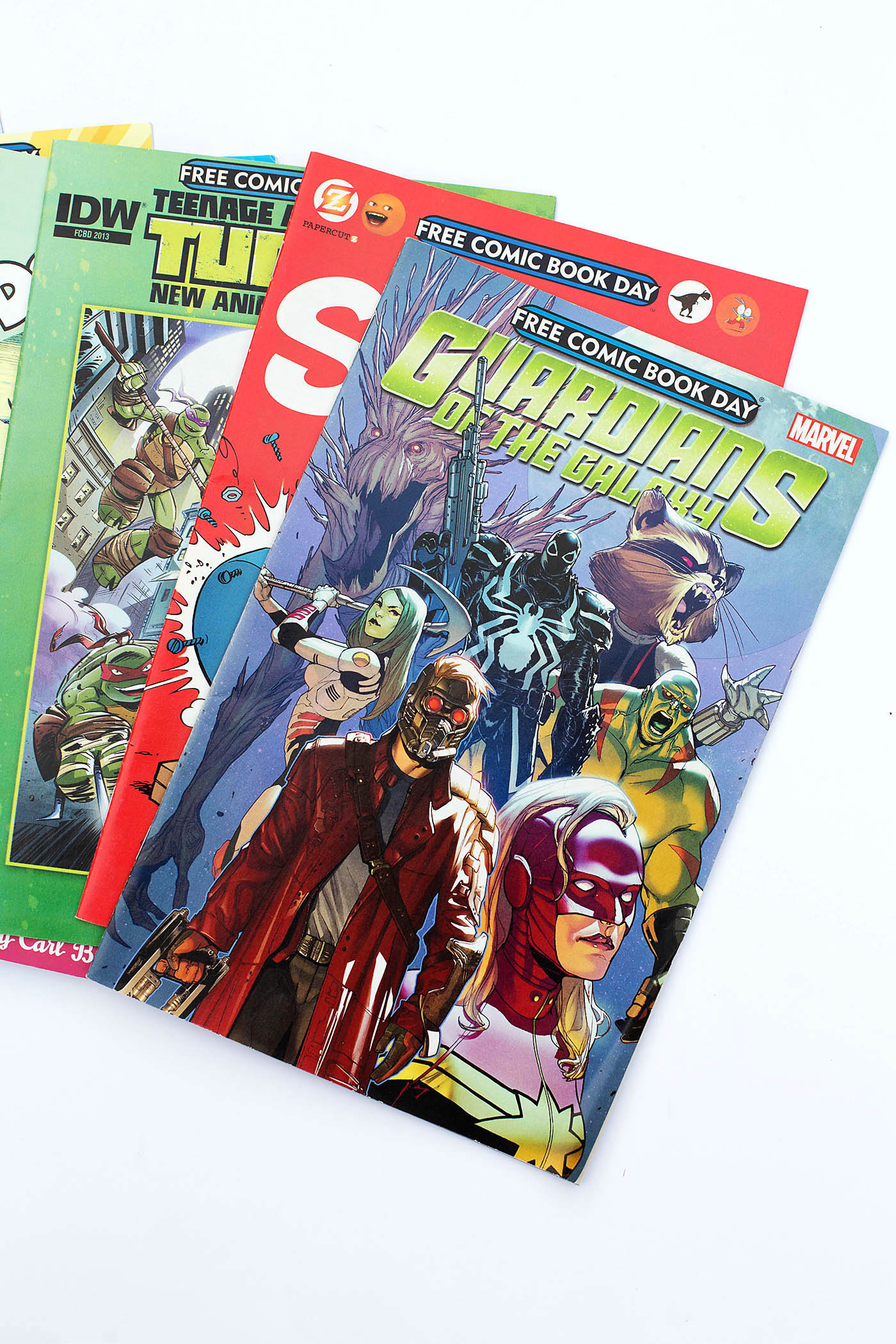Free Comic Book Day! All the info on how to participate and what comics will be free