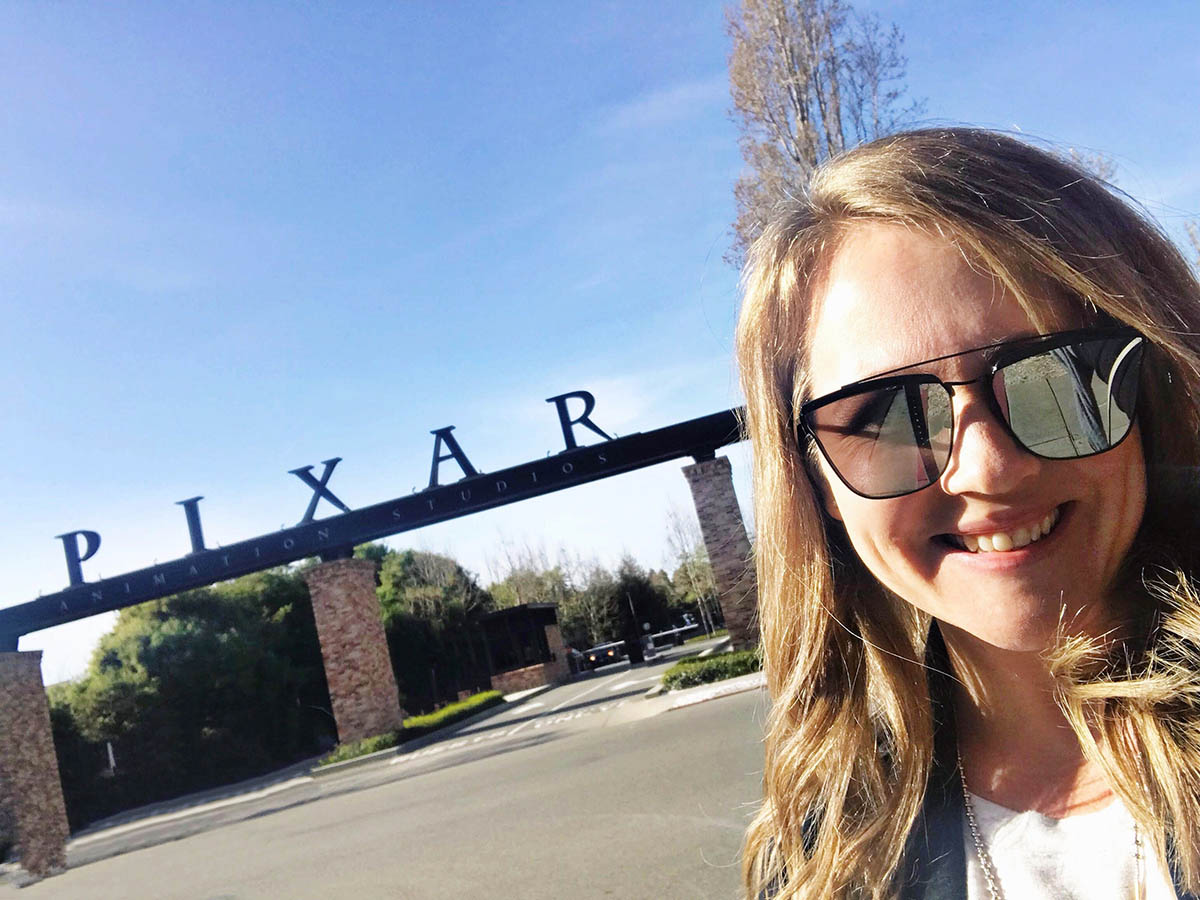 What It's Like to Visit Pixar Animation Studios and Archives