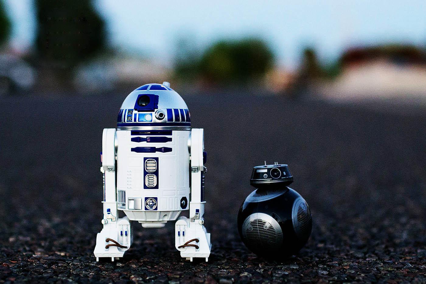 Sphero R2-D2 & BB-9E
