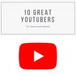 10 good youtubers