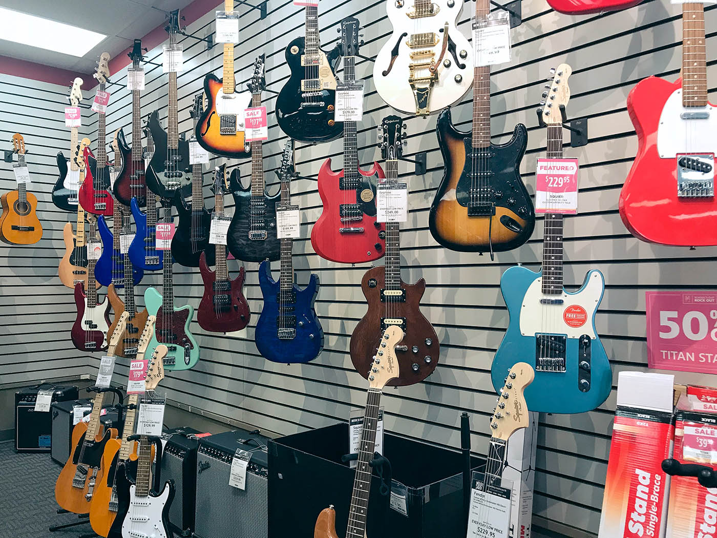 Where to take private music lessons with great instructors