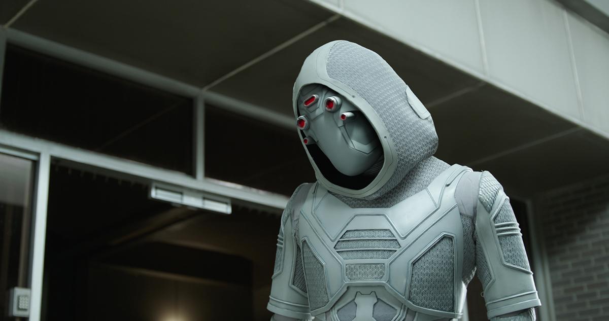 Marvel Studios ANT-MAN AND THE WASP..Ghost (Hannah John-Kamen)..Photo: Film Frame..