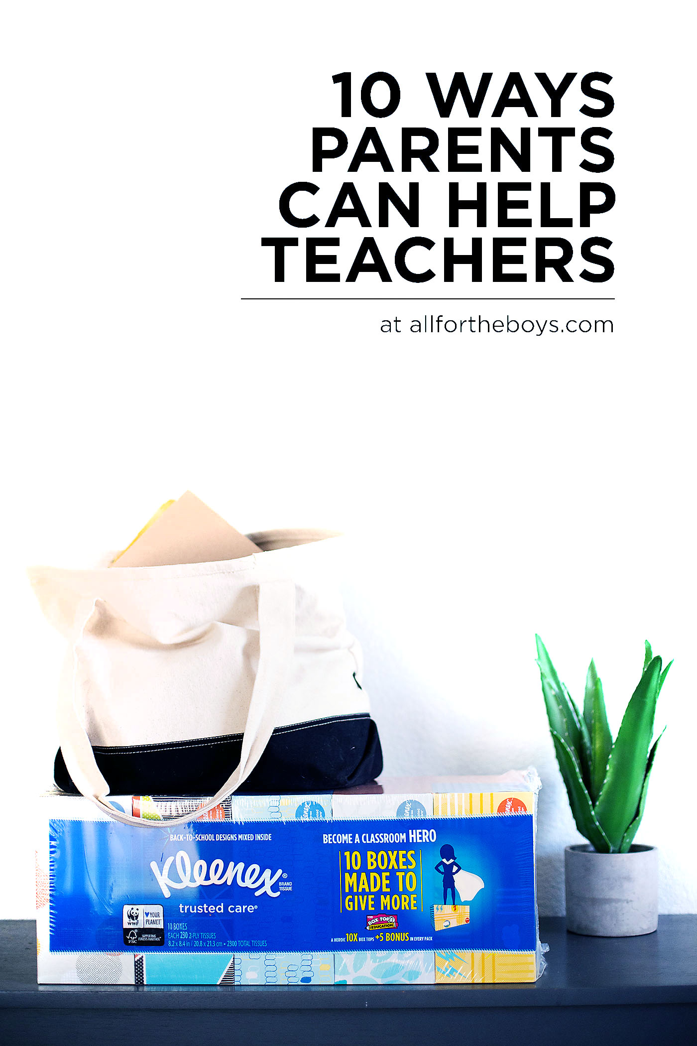 10 ways parents can help teachers