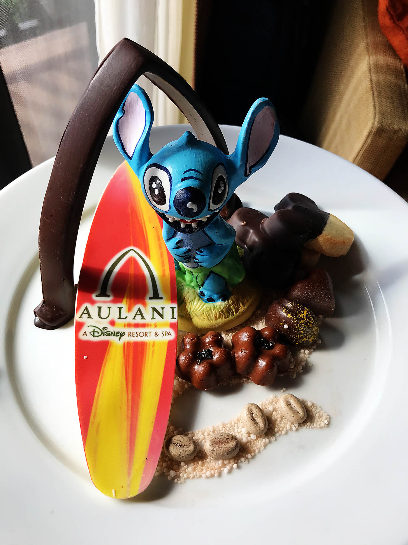Disney Aulani with teens - the food