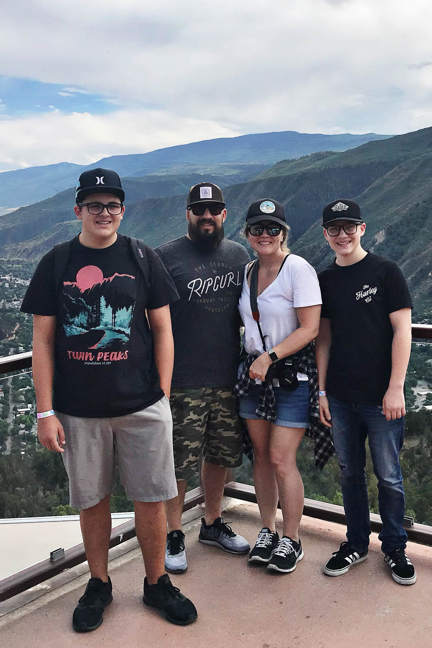 Colorado Road Tripping with Teens in the Chevy Traverse