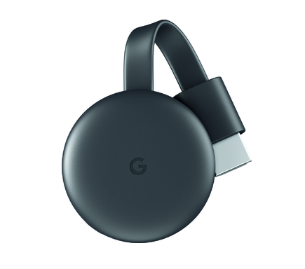 Google Chromecast Streaming Media Player from Best Buy