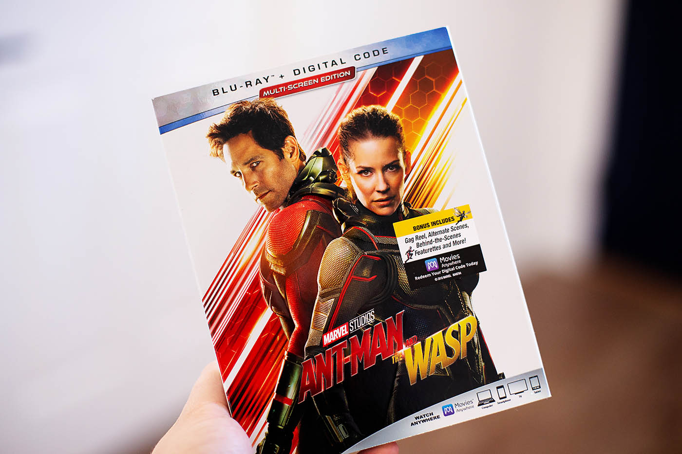 The Ultimate Ant-Man & The Wasp Movie Night
