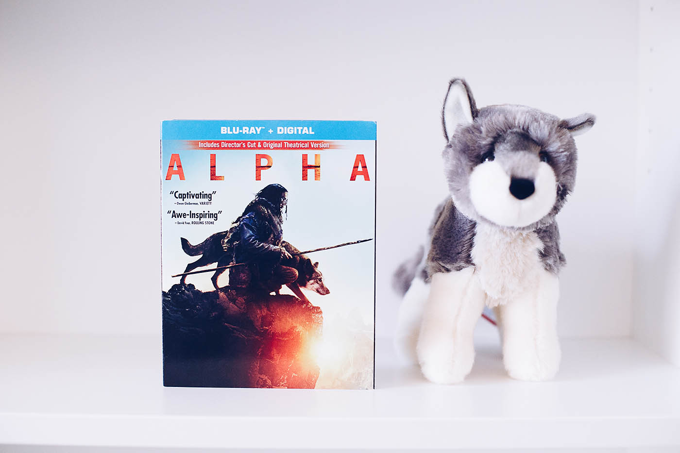 Alpha wolf movie and kit