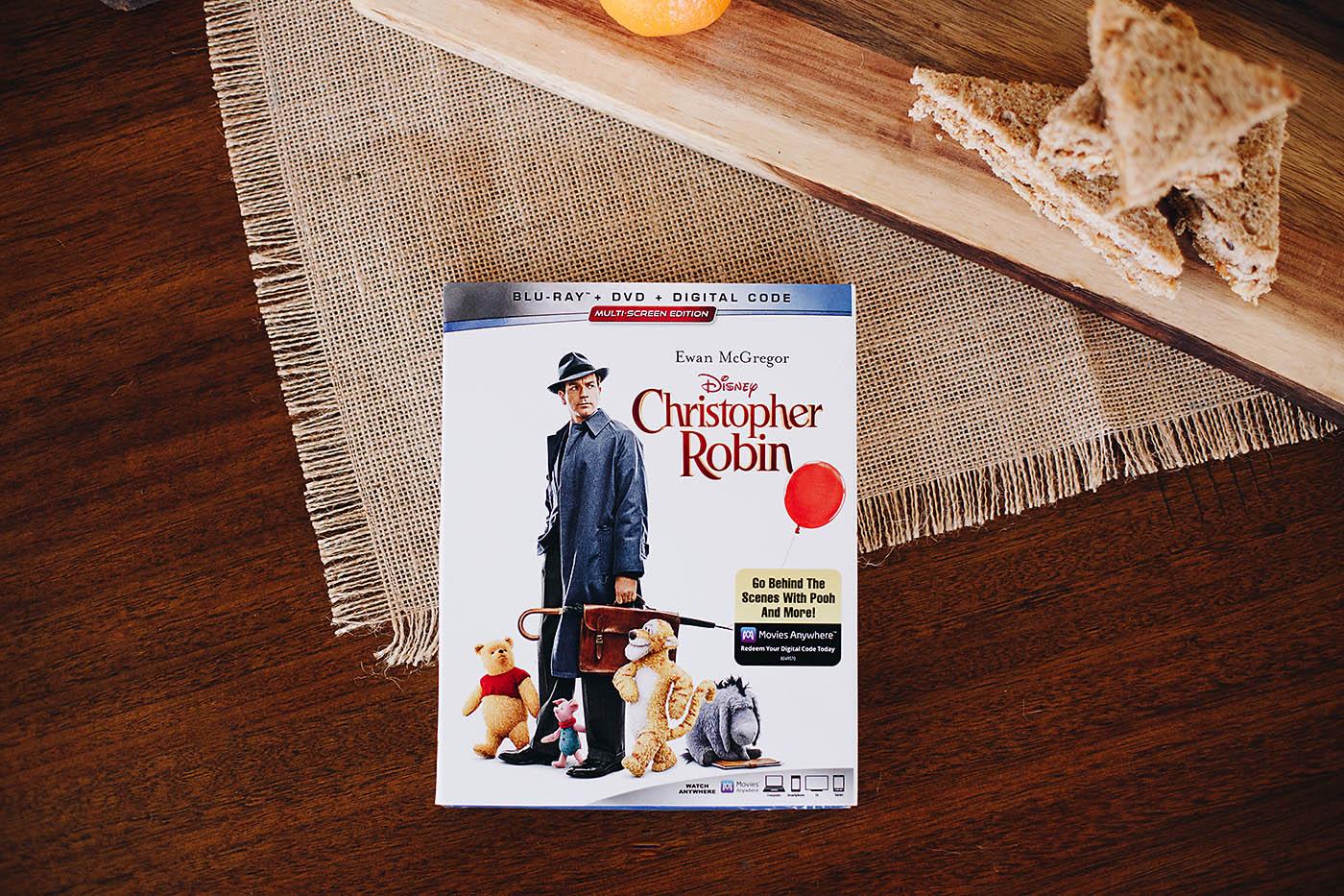 Christopher Robin Themed Friendsgiving Movie Night Ideas