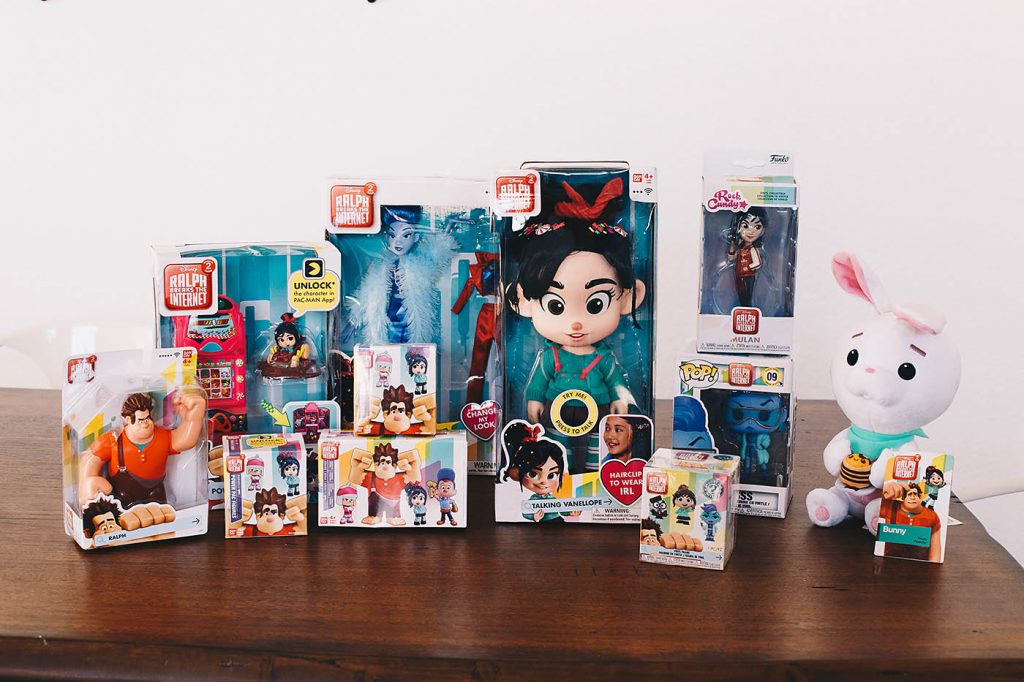 Ralph Breaks The Internet Gift Ideas