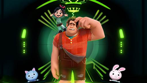 Ralph Breaks VR a new The VOID experience