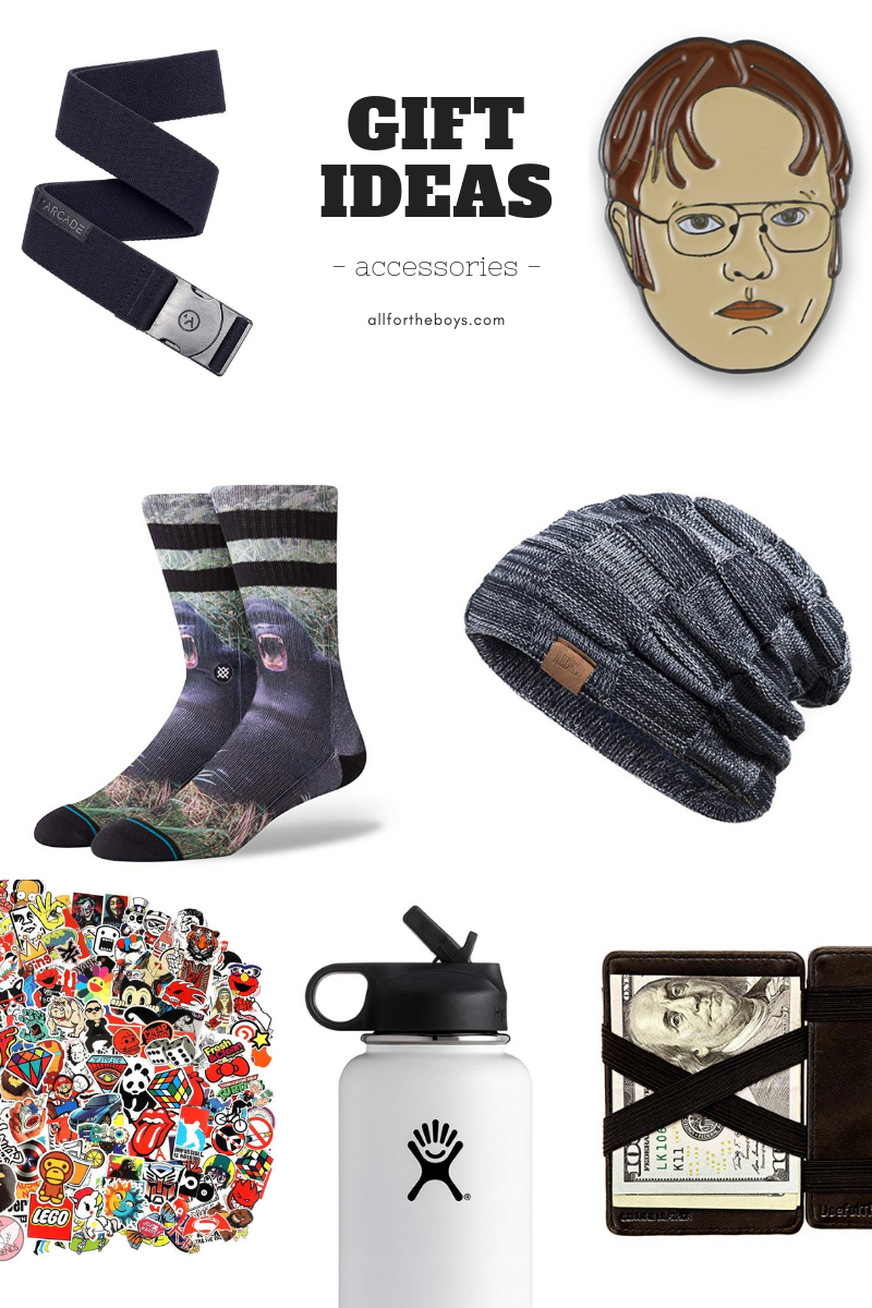 Gift ideas for kids & teens - accessories