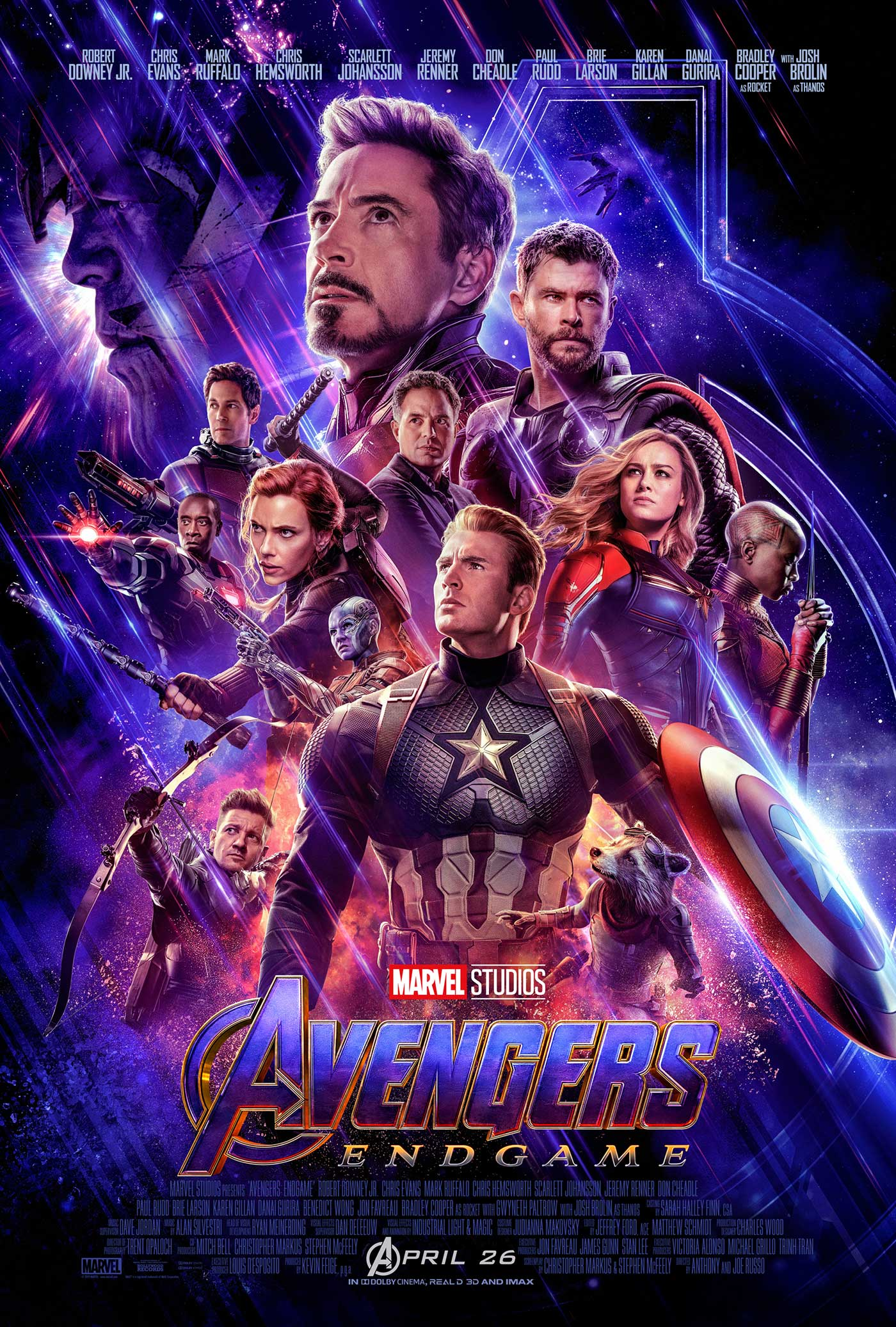 Our 100 Spoiler Free Avengers Endgame Review All For The Boys