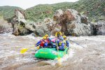White Water Rafting in AZ with Teens