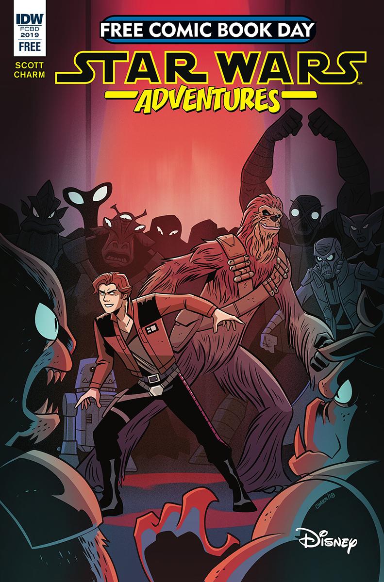 Star Wars Free Comic Book Day