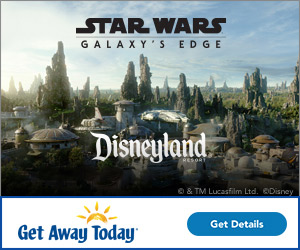 Star Wars Galaxy's Edge at Disneyland