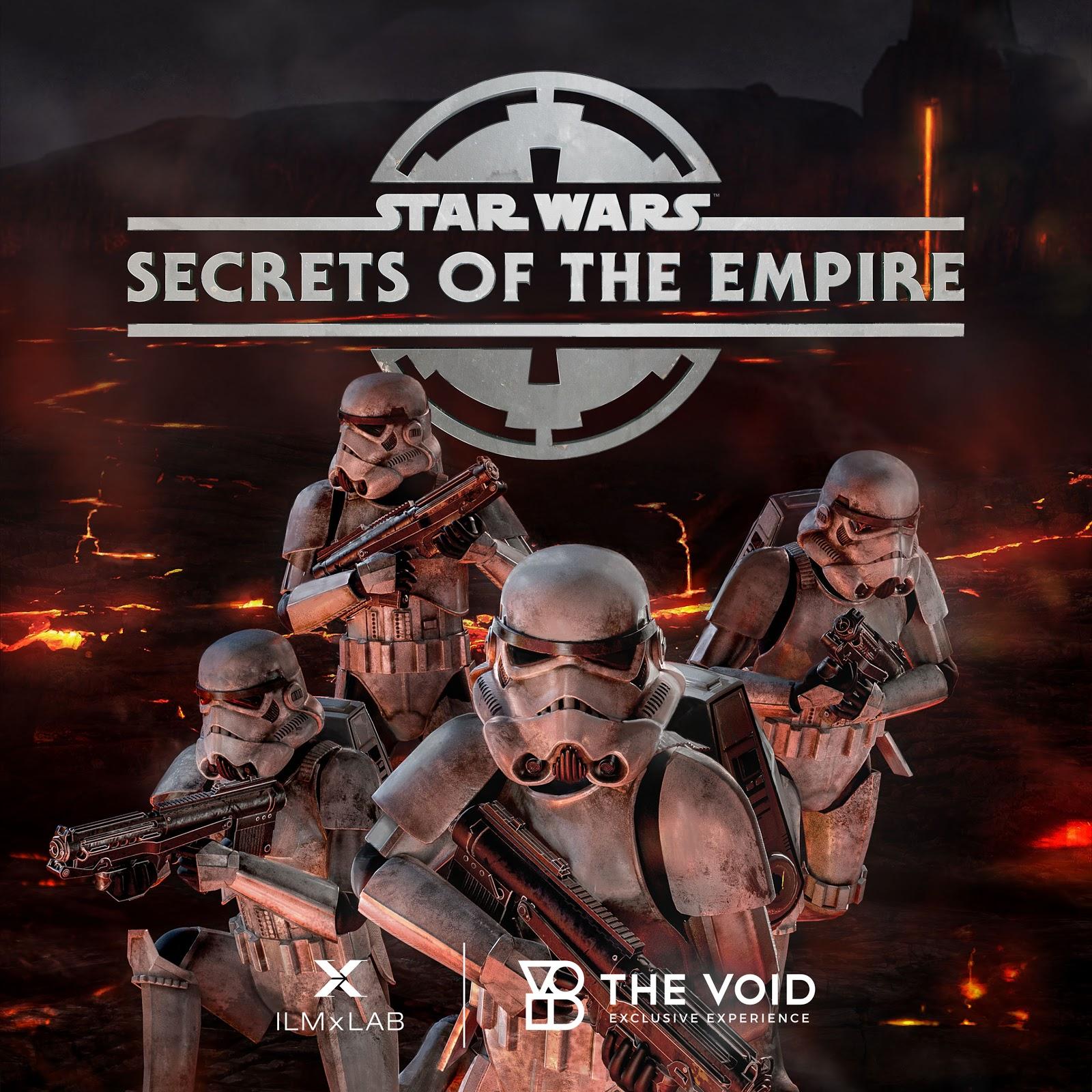 The VOID Star Wars