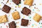 Gluten Free Cocoa PEBBLES™ Brownies & Fruity PEBBLES™ Blondies