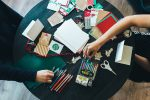 Giving Back With Teens – Holiday Cards