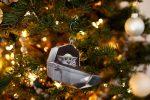 Free Printable Baby Yoda Ornament from The Mandalorian