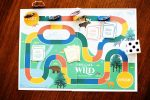 Free Printable Family Board Game, Coloring & Activity Sheets from Call of the Wild